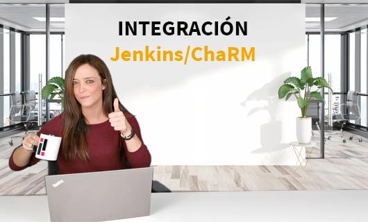 Integración Jenkins ChaRM