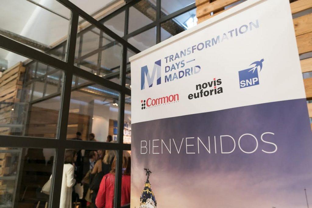 Mr Bluefield Transformation Day Madrid 2020